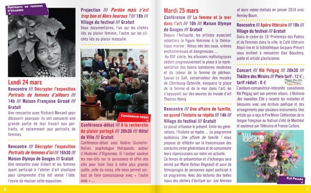 Article de presse conférence de Valérie Grumelin Psychologue à Paris